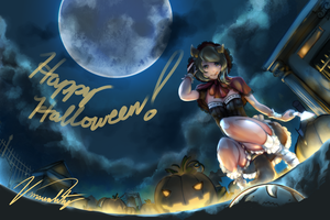Happy Halloween 2016 by Vinsuality