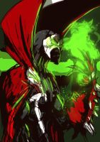 spawn sketch by slaine69