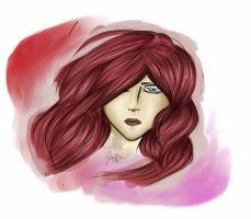 Paint tool sai - first try by ivanka-a