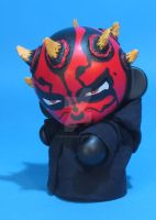 Darth Maul custom MUNNY by ibentmywookiee