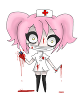 My Little Yandere - Nina by MyLittleYandere
