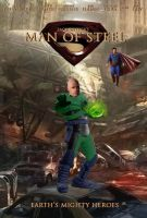 Man of Steel v2 by JPSpitzer