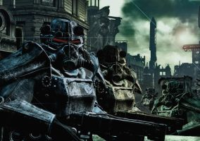 Fallout 3 Wallpaper 2 by Jesus-Fishboy