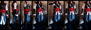 Edward Kenway - Work in Progress by Trujin