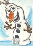 Frozen - Olaf by 10th-letter