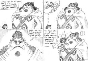 Eddie meet jinbe by heivais