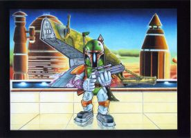 star wars colored pencils by mario-freire