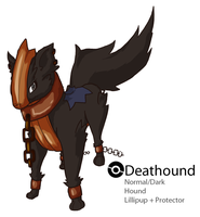 Deathound by Midnitez-REMIX