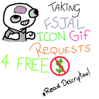 FSJAL ICON GIF REQUEST by Milky-Operation
