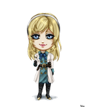 Leanne Chibi by LadyNoise