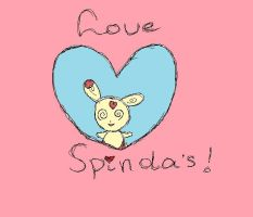 Love Spinda's by KohiChudoku