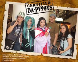 Certified Da-Pinoys by arnhival