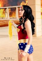 Wonder Woman. [01] by HiniTsuburagi