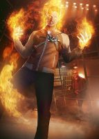 Firestorm by TheElectrifyingOneHD