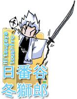 Hitsugaya Folder by FRnimie
