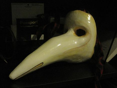 Plague Doctor Mask 2 by TheHellPuppi