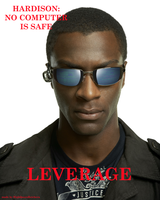 Hardison- Leverage by HighQueenRachy
