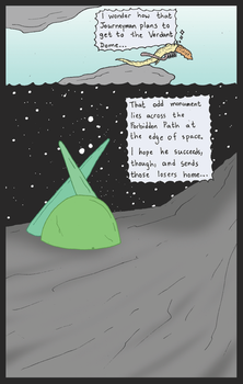 WKR:  The Saga of the Stranded Sorcerers, Page 37 by Orbital-Primeval