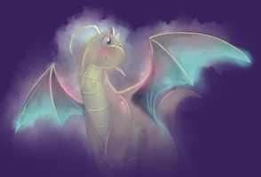 Dragonite by Green042