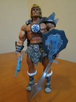 ICE ARMOR HE-MAN by efrece