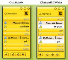 iChat MakkiX by alovisco