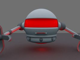 3d project: Robot 1 by Marazzo