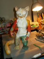 First Fimo sculpt (part 7) by minihumanoid