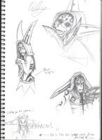 Qilby sketches... by Eliza-Aacher