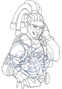 Lucio for a proyect by Daeshagoddess