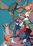 Sinnoh Adventure by Rogo-the-Golden-Boy