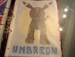 umbreon by DawnDP