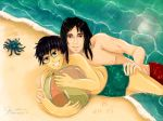 On the Beach by Lizzy0305