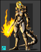 South Park: Mecha Streisand by SHADOBOXXER