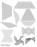3D Grid Brushes by StarwaltDesign