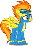 Spitfire by Issyrael