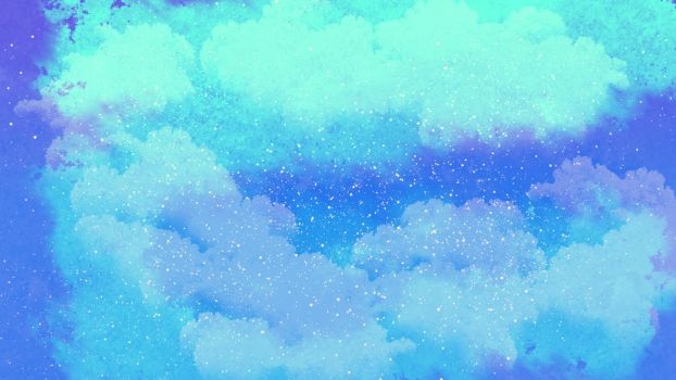 Anime Sky Wallpaper by PR0GAPANDA