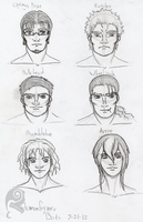 Humanformers-Bots by Scringeheart505