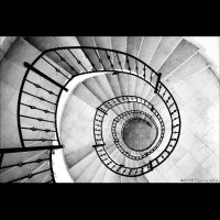 white stairs down by vahu