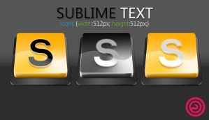 Sublime text icons by sharkurban