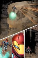 Iron Man Armor Wars 6 by GURU-eFX