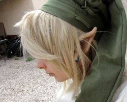 Link's ears by Emma-in-candyland
