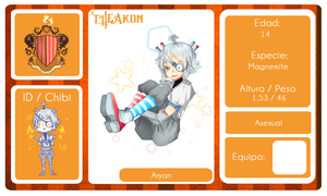 Theakon: Aryan App by Lilycal
