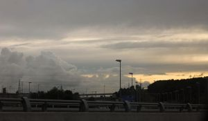 Clouds today... by makar0nka