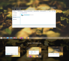 Radiance(Aero) Theme Windows 8.1 by cu88
