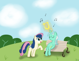 Lyra's Song by MikorutheHedgehog