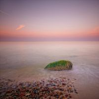Colorful stones by anoxado
