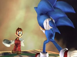 COME AT ME BRO!!! by Scratts