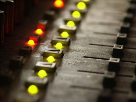 Mixer LED Mutes by fytastock
