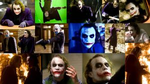 New Joker Pics by RoxasRocks0813