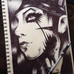 Andy Biersack by dalloola1996